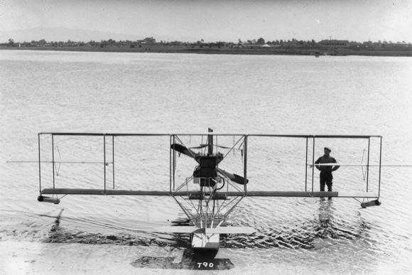 First Navy Plane