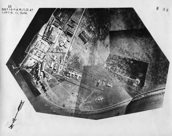 Aerial View, 1918