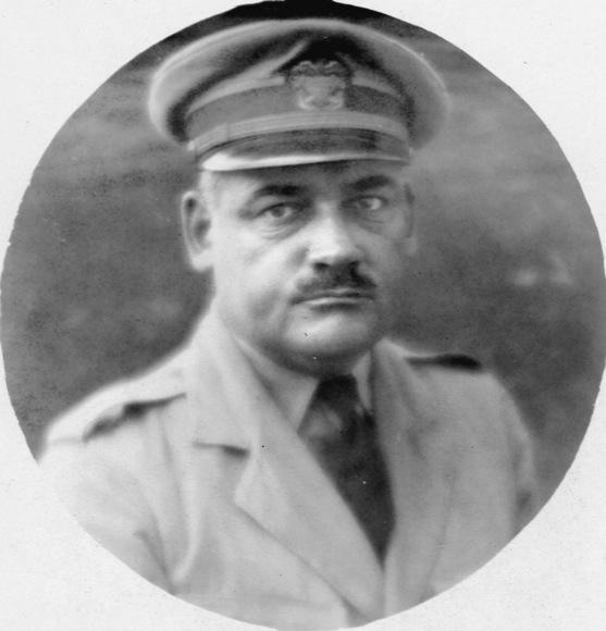 Lieutenant Earl W. Spencer
