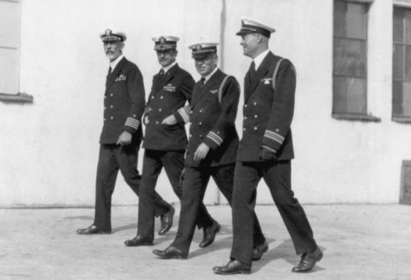 Admiral Joseph Mason Reeves