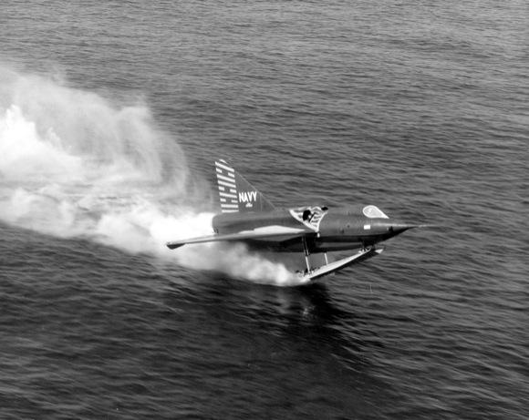 Sea Dart XF2Y-1