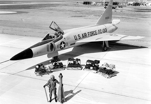 F-102 Delta Dart