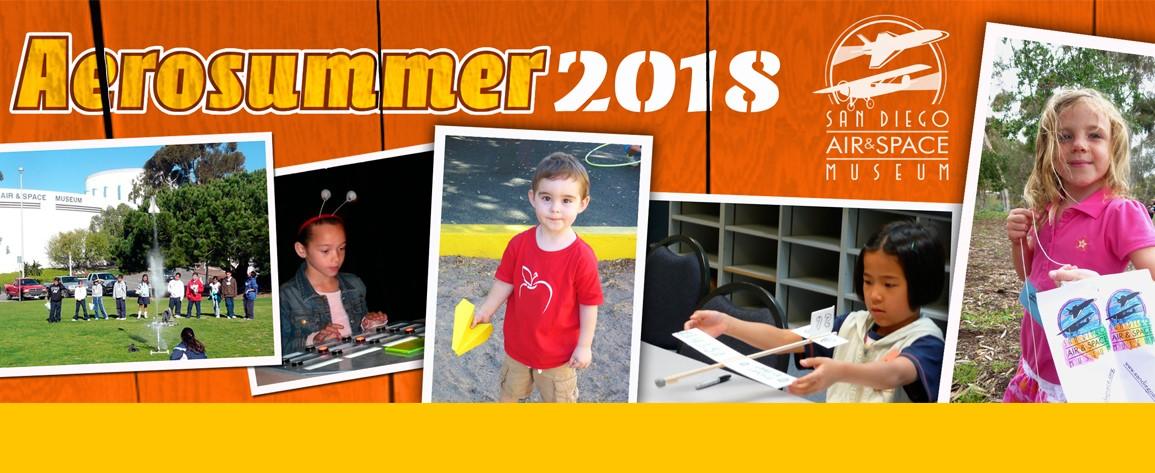 Aerosummer 2018 Registration Now Open