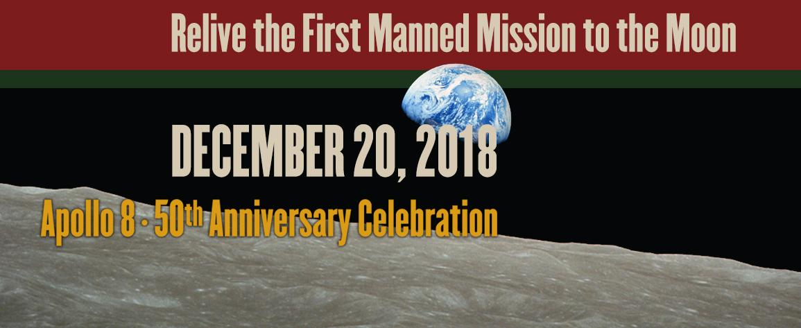 Apollo 8 - 50th Anniversary Celebration