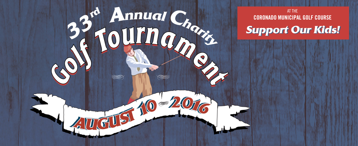 33rd Annual Charity Golf Tournament