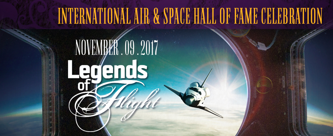 2017 International Air & Space Induction Celebration