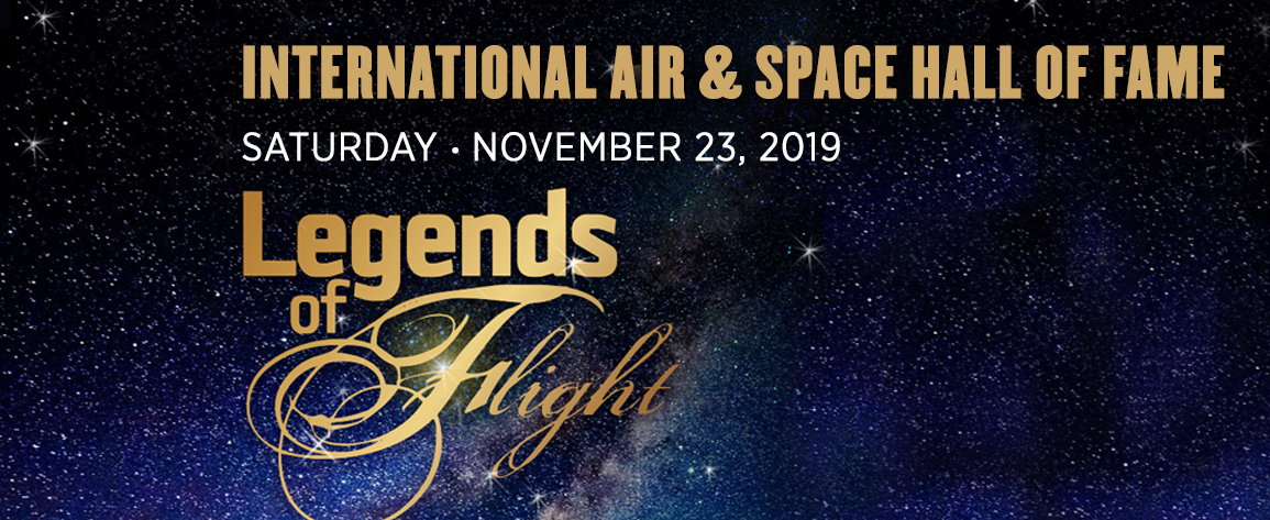 2019 International Air & Space Hall of Fame Celebration