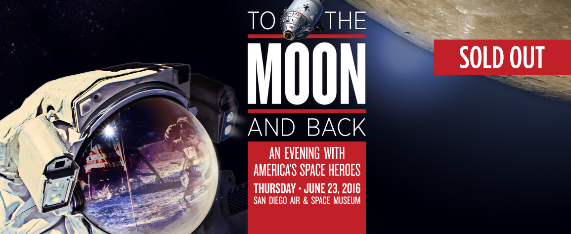 To the Moon and Back, an Evening with America's Space Heroes