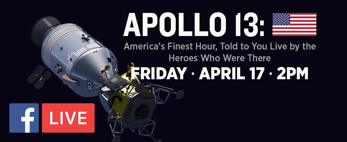 Watch the Apollo 13 Recording