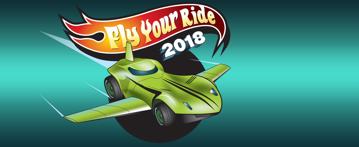 Fly Your Ride! Flying Car Competition