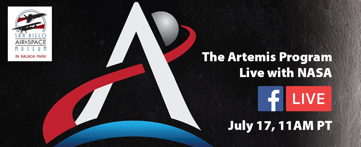 The Artemis Program, Facebook Live Event with NASA's Dr. Jenny Gruber