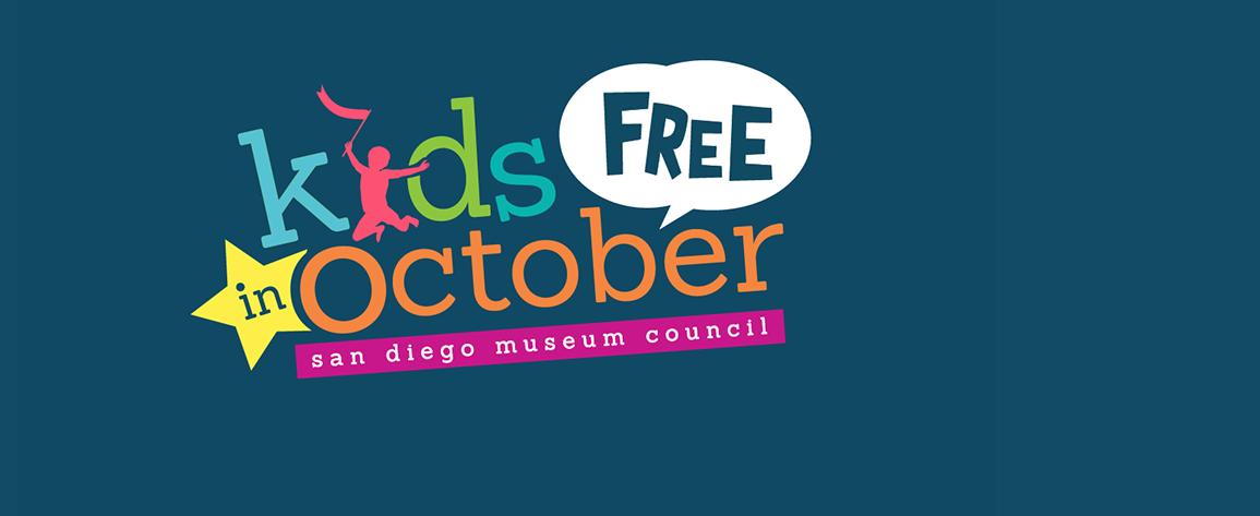 Kids Free in October