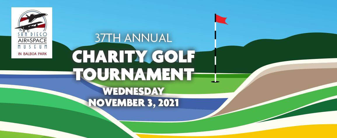 37th Annual Charity Golf Tournament