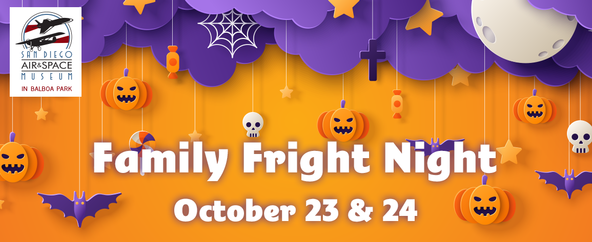 Family Fright Night Popup Dining Experience