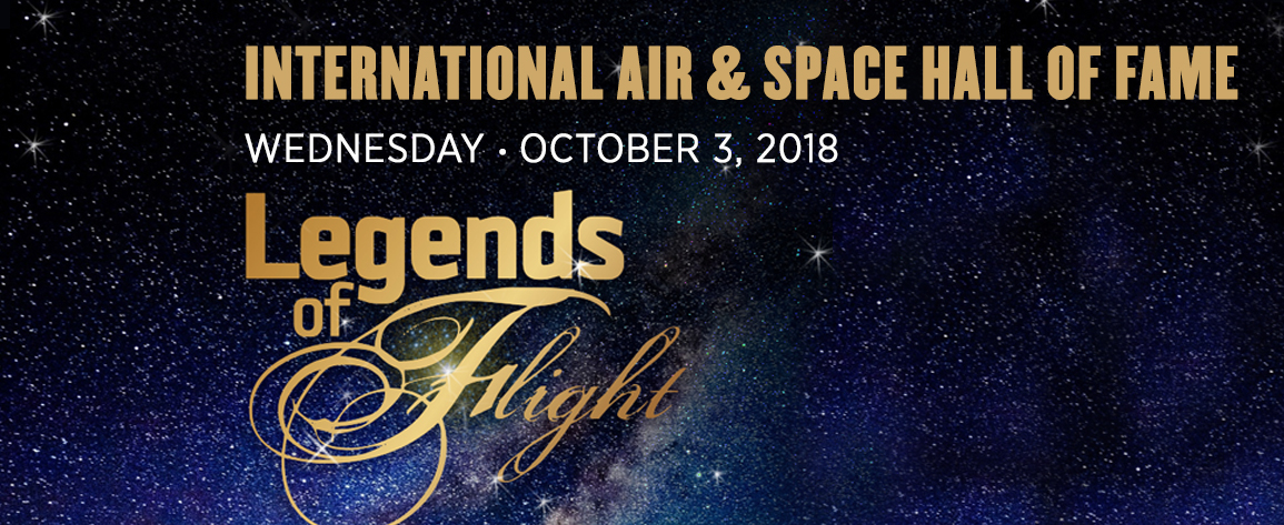 2018 International Air & Space Hall of Fame Celebration