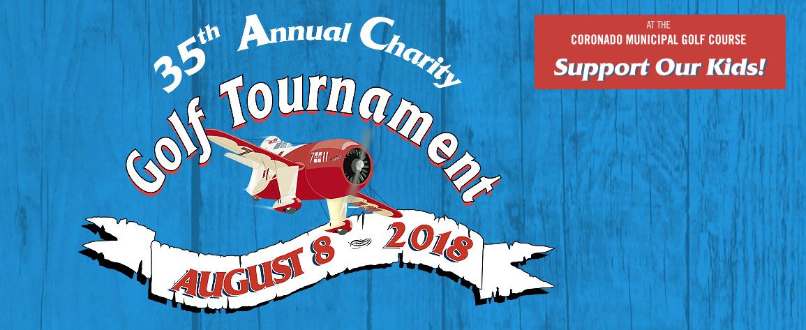 35th Annual Charity Golf Tournament
