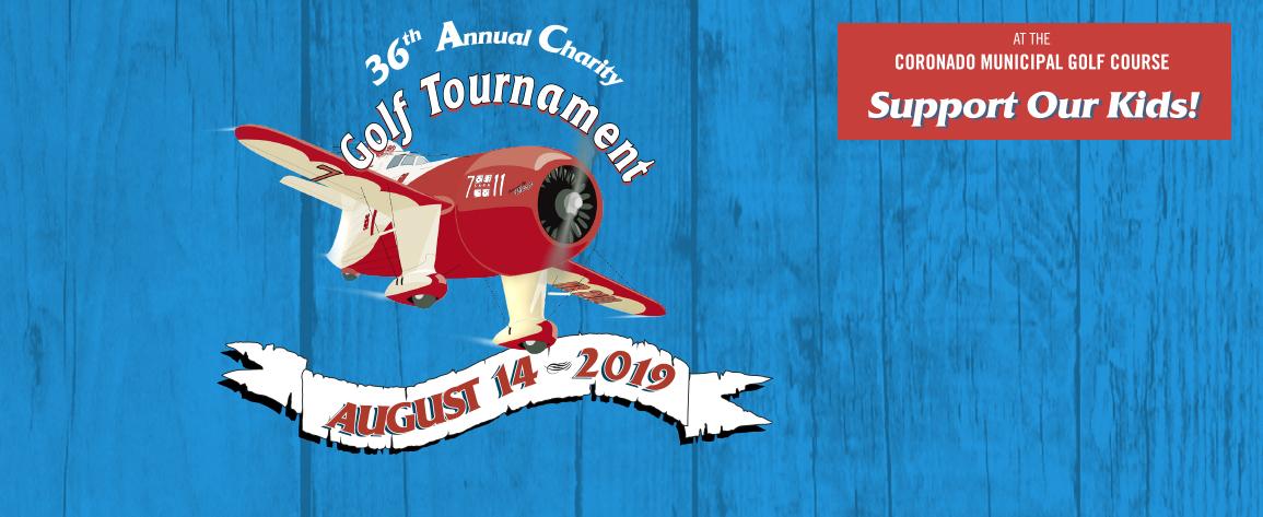 36th Annual Charity Golf Tournament