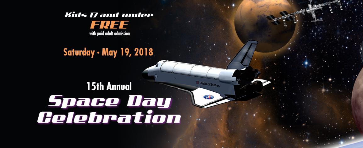 2018 Space Day Celebration