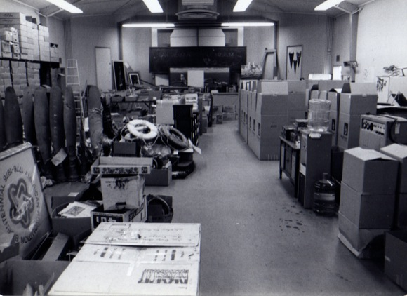 SDASM Storage after the Fire