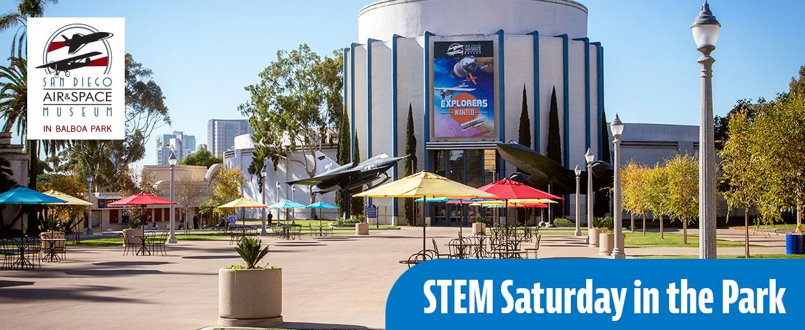 STEM Saturdays in the Park